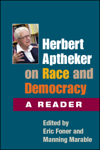 Herbert Aptheker on Race and Democracy - Cover