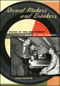 Record Makers and Breakers - Cover