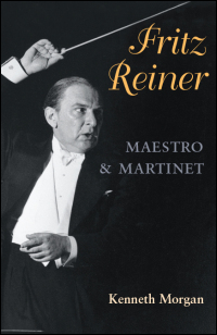 Fritz Reiner, Maestro and Martinet - Cover