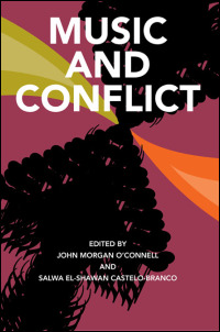 Cover for O'CONNELL: Music and Conflict. Click for larger image