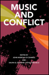link to catalog page O'CONNELL, Music and Conflict