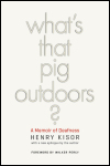 link to catalog page KISOR, What's That Pig Outdoors?
