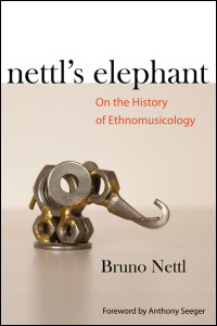 Nettl's Elephant - Cover