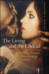 The Living and the Undead - Cover