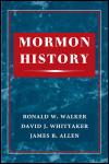 link to catalog page WALKER, Mormon History