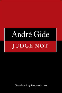 Judge Not - Cover