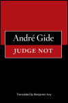 link to catalog page GIDE, Judge Not