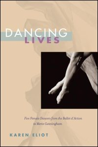 Dancing Lives - Cover