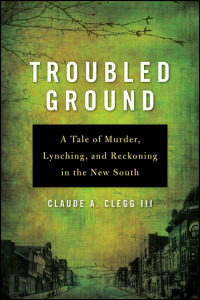 Troubled Ground - Cover