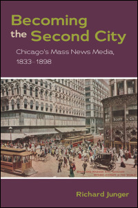 Becoming the Second City - Cover
