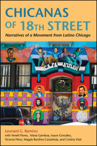 Chicanas of 18th Street - Cover