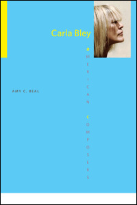 Cover for beal: Carla Bley. Click for larger image