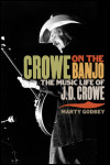 link to catalog page, Crowe on the Banjo
