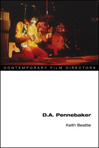 Cover for beattie: D.A. Pennebaker. Click for larger image