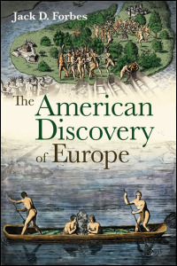 The American Discovery of Europe - Cover