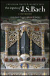 link to catalog page, The Organs of J. S. Bach