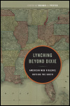 link to catalog page, Lynching Beyond Dixie