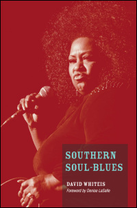 Cover for WHITEIS: Southern Soul-Blues. Click for larger image