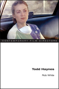 Cover for WHITE: Todd Haynes. Click for larger image