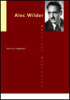 link to catalog page, Alec Wilder