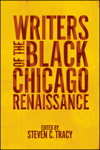 Cover for tracy: Writers of the Black Chicago Renaissance. Click for larger image