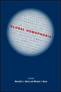 Global Homophobia - Cover