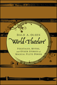 World Flutelore - Cover