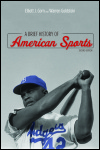 link to catalog page, A Brief History of American Sports