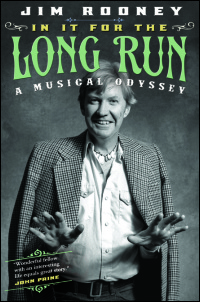 Cover for ROONEY: In It for the Long Run: A Musical Odyssey. Click for larger image