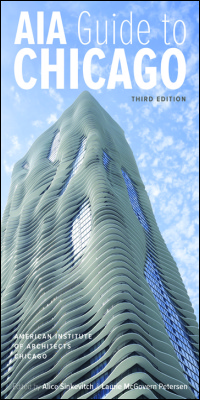 AIA Guide to Chicago - Cover