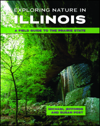 Cover for Jeffords: Exploring Nature in Illinois: A Field Guide to the Prairie State. Click for larger image
