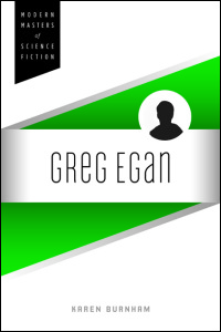 Greg Egan - Cover