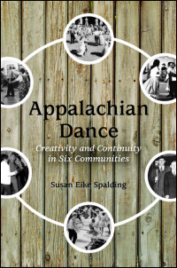 Appalachian Dance - Cover