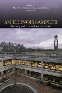 Cover for WINKELMES: An Illinois Sampler: Teaching and Research on the Prairie. Click for larger image