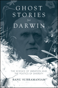 Ghost Stories for Darwin - Cover