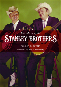 Cover for REID: The Music of the Stanley Brothers. Click for larger image