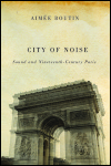 link to catalog page BOUTIN, City of Noise