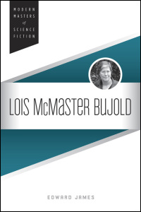 Cover for James: Lois McMaster Bujold. Click for larger image