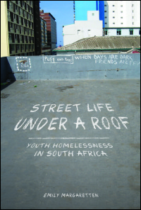 Street Life under a Roof - Cover