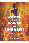 link to catalog page, Women and Power in Zimbabwe