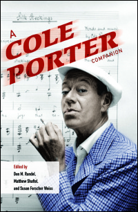 A Cole Porter Companion - Cover