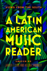 A Latin American Music Reader - Cover