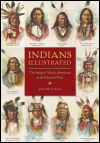 link to catalog page, Indians Illustrated