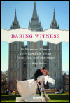 link to catalog page, Baring Witness