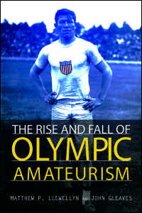 The Rise and Fall of Olympic Amateurism - Cover