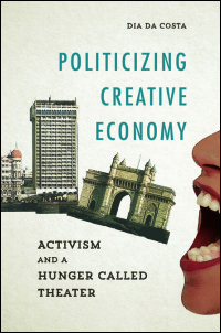 Politicizing Creative Economy - Cover