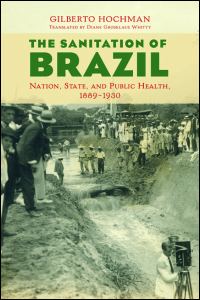 The Sanitation of Brazil - Cover
