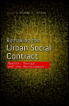 link to catalog page, Remaking the Urban Social Contract