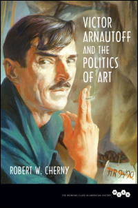 Cover for CHERNY: Victor Arnautoff and the Politics of Art. Click for larger image