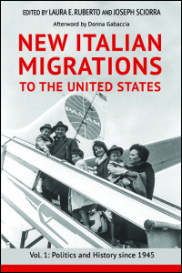 New Italian Migrations to the United States - Cover